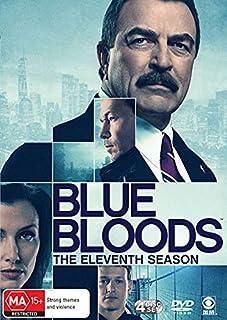 BLUE BLOODS: SEASON 11 - 4 DISC - DVD