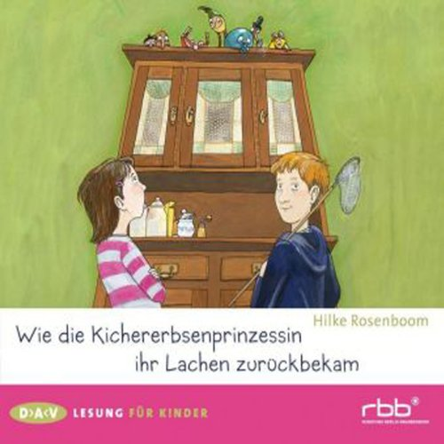 Wie die Kichererbsenprinzessin ihr Lachen zurückbekam                   By:                                                                                                                                 Hilke Rosenboom                               Narrated by:                                                                                                                                 Helene Grass                      Length: 1 hr     Not rated yet     Overall 0.0