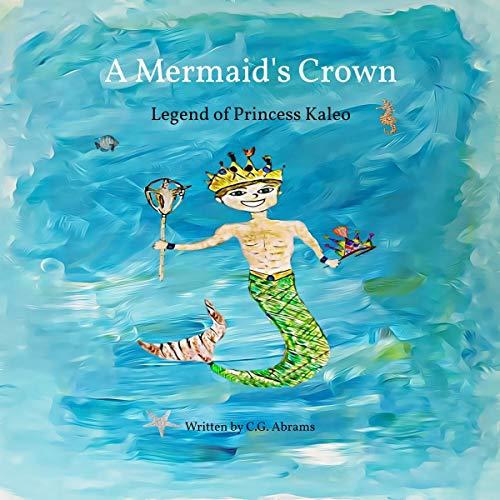 A Mermaid's Crown audiobook cover art