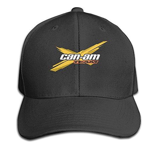 Huseki UANLA Can Am Spyder Roadster Snowmobile Adjustable Snapback Hats Baseball Caps Royalblue