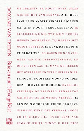 Brieven aan 't Hooge Nest (Dutch Edition)