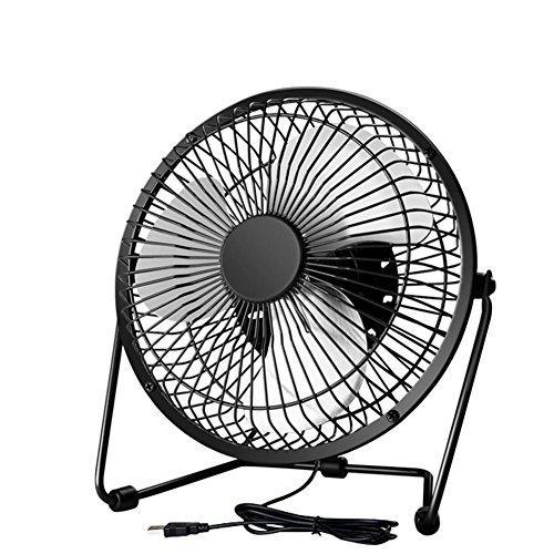 XUZHANG Mini ventilatore del mini del ventilatore del USB della ventola del mini del ventilatore 6 '