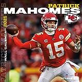 Kansas City Chiefs Patrick Mahomes 2021 Calendar