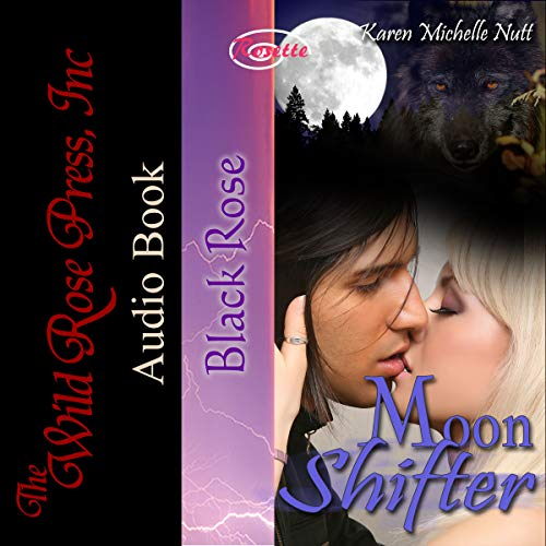 Moon Shifter audiobook cover art