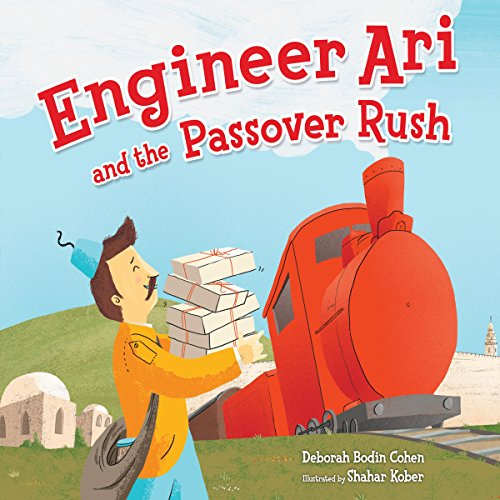 Engineer Ari and the Passover Rush copertina