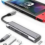RREAKA USB Type C to HDMI Digital AV Multiport...