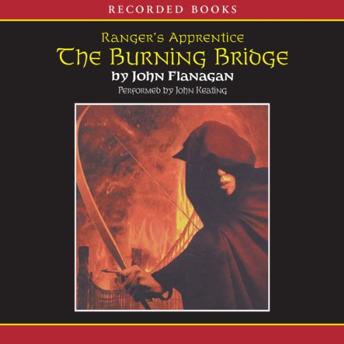 The Burning Bridge cover art