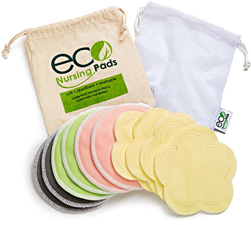 Product Image of the EcoNursing Pads