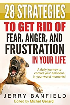 28 Strategies to Get Rid of Fear, Anger, and Frustration in Your Life: A daily journey to control your emotions in your worst moments! by [Jerry Banfield, Michel Gerard]