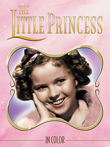 Shirley Temple The Little Princess in Color