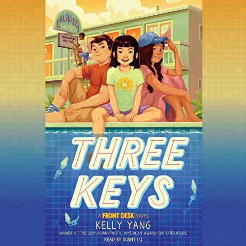 Three keys Kelly Yang. cover