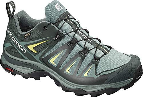 Salomon X Ultra 3 GTX W, Zapatillas de Senderismo para Mujer, Negro, 42 2/3 EU