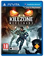 Killzone Mercenary (PlayStation Vita) (輸入版) (UK Account required for online content)