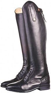 HKM Valencia - Botas de equitación (talla 38), color negro