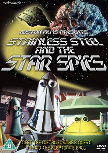Stainless Steel and the Star Spies [UK Import]