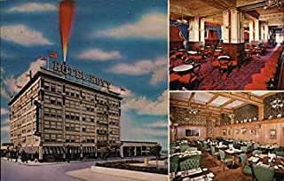 Barbary Coast, Hoyt Hotel Portland, Oregon Original Vintage Postcard