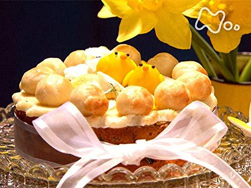 「英国 春を告げるシムネルケーキ」