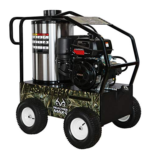 Why Choose Easy-Kleen Professional 4000 PSI (Gas - Hot Water) Realtree Camo Pressure Washer w/Electr...