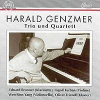 Genzmer: Trio & Quartet