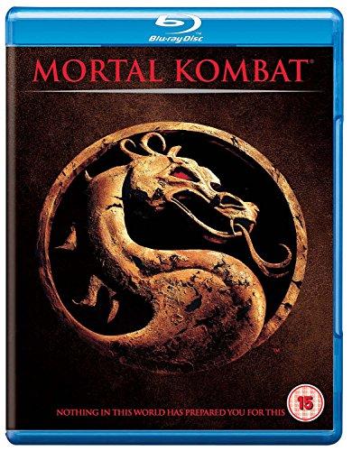 Mortal Kombat [Blu-ray] [Region Free]