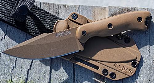 Becker KA-BAR Harpoon Fixed 4.56 in Blade