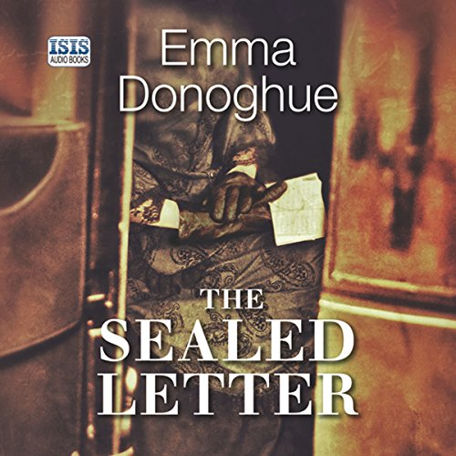 The Sealed Letter audiobook cover art