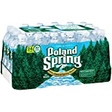 16.9-ounce/.5-Liter plastic bottle: easy to take along in a purse or backpack Popular 24-Pack: stock up with enough water to satisfy the entire family 100% natural spring water: zero calories, no sweeteners and no artificial colors or flavors Contain...