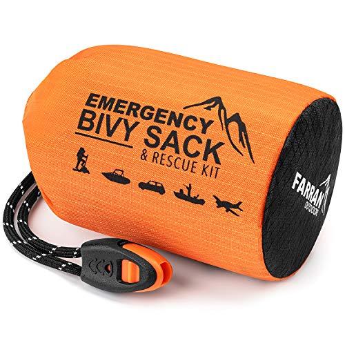 Farran Outdoor Bivy Sack & Rescue Kit