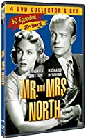 Mr & Mrs North/ [DVD] [Import]