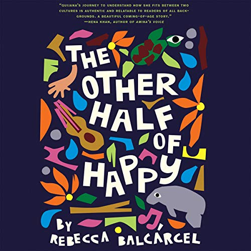 The Other Half of Happy audiobook cover art