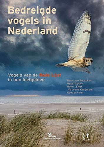 Bedreigde vogels in Nederland: Vogels van de Rode Lijst in hun leefgebied