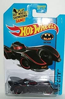 Hot Wheels 2015 Hw City Batmobile - Batman Series