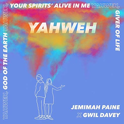 Gwil Davey and Jemimah Paine