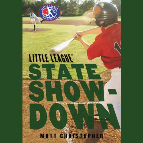 State Showdown audiobook cover art
