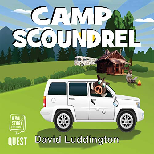 Camp Scoundrel cover art