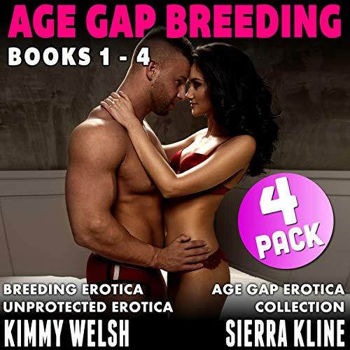 Age Gap Breeding, Books 1 - 4 audiobook cover art