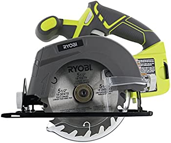 Ryobi 18V Lithium Ion Cordless 5 1/2 Inch 4700 RPM Circular Saw