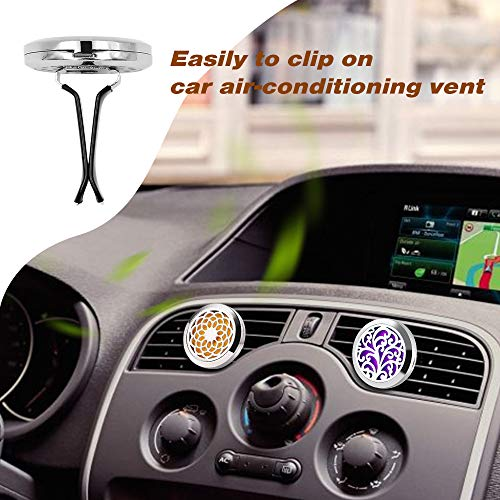 Roy Aroma Car Essential Oil Diffuser