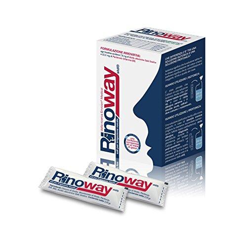 Envicon Medical Rinoway® Std Upgrade für Nasenspülungen isotonischer 15 Sachets
