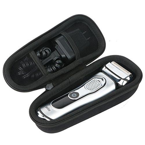 Khanka Hart Tasche Schutzhülle Für Braun Series 5 5090cc 5070cc 5030s 5040s Wet und Dry elektrischer Rasiere Etui Case.(nur tasche)