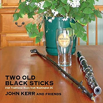 Two Old Black Sticks