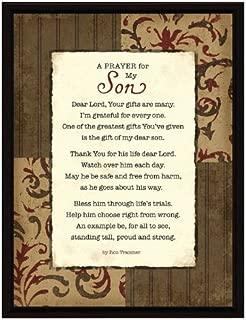 my kitchen prayer plaque