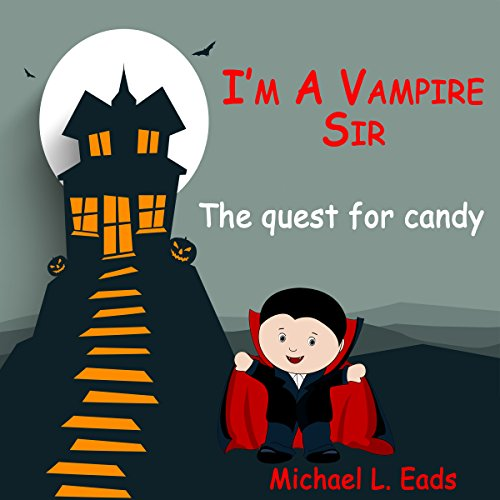 I'm a Vampire Sir audiobook cover art