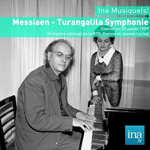 Turangalila-symphonie: VI. Jardin du sommeil d'amour