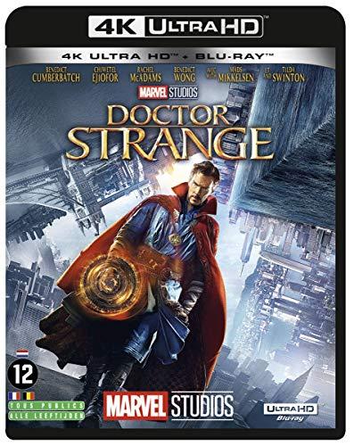 Doctor strange 4k ultra hd [Blu-ray] [FR Import]