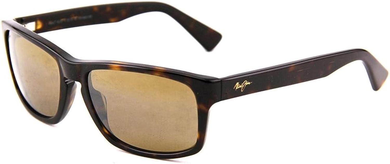 Maui Jim Sunglasses McGregor Pt. Sunglasses, Tortoise Hcl Bronze (H29110), Bronze
