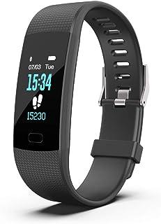 EZTecho Pulsera Inteligente Reloj Deportivo para Mujer y Hom