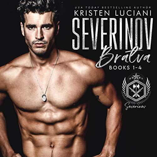 Severinov Bratva: The Complete Series: A Dark Russian Mafia Romance Box Set cover art