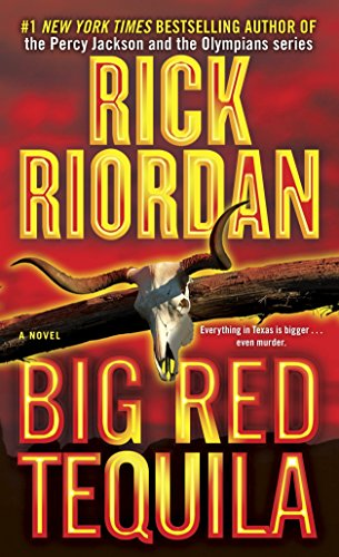 Big Red Tequila (Tres Navarre, Band 1)