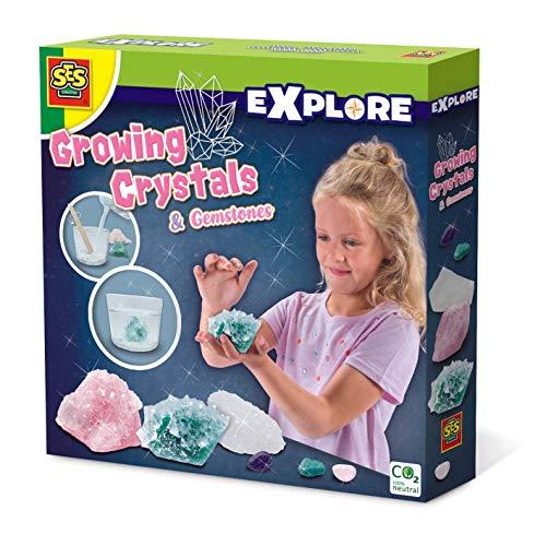 SES Creative- Creación de Cristales y Piedras Preciosas (25115)